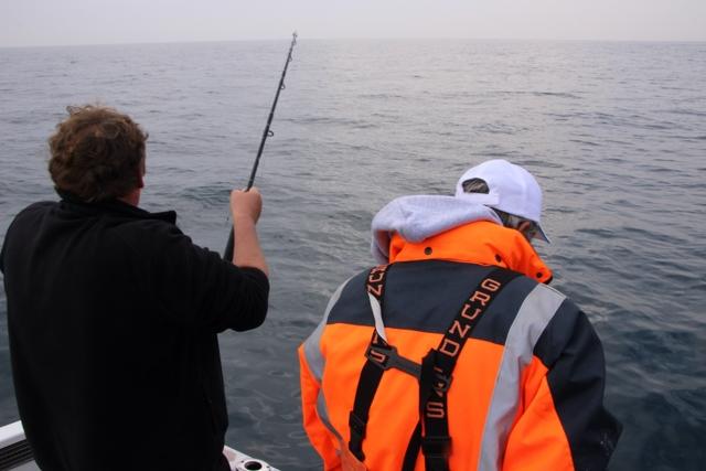 Compte rendu de notre sortie de pêche au thon Img_7923