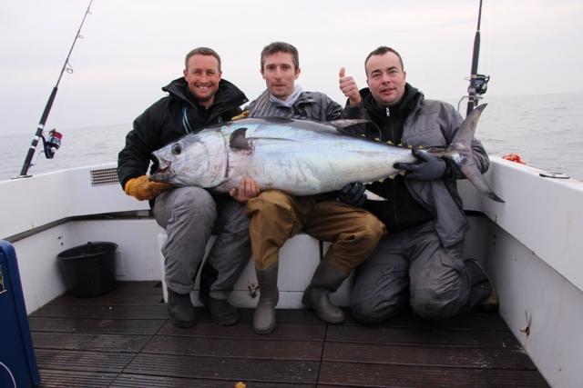 Compte rendu de notre sortie de pêche au thon Img_7926