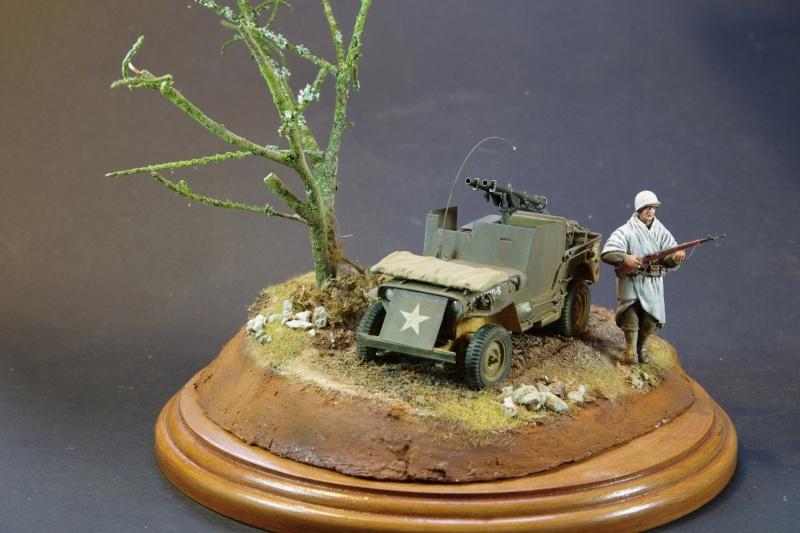 Jeep Blindée Dragon 1/35 + petite mise en scène Imgp6516