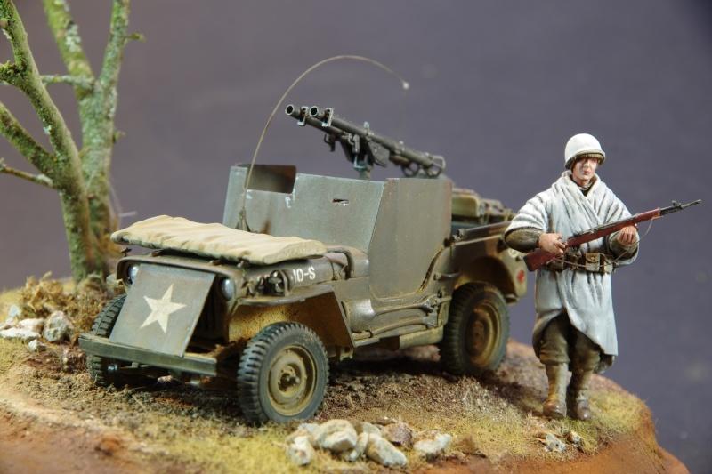 Jeep Blindée Dragon 1/35 + petite mise en scène Imgp6518