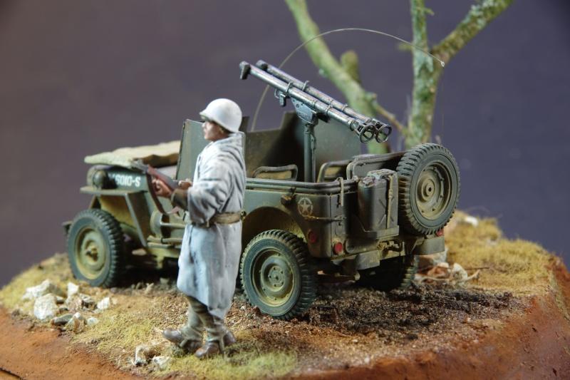 Jeep Blindée Dragon 1/35 + petite mise en scène Imgp6520