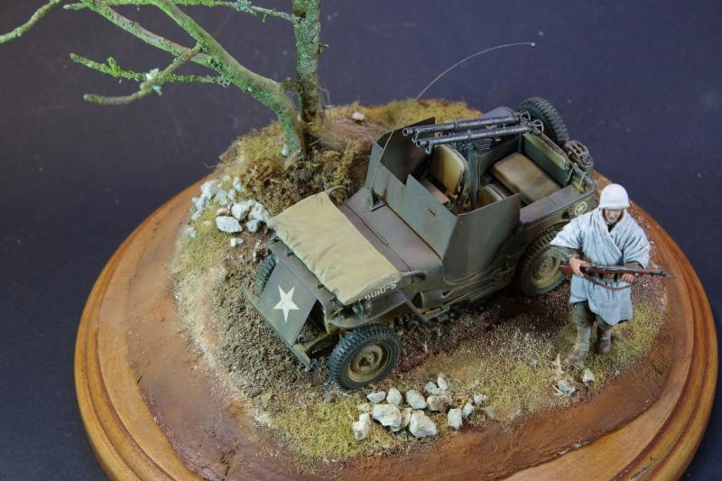 Jeep Blindée Dragon 1/35 + petite mise en scène Imgp6521