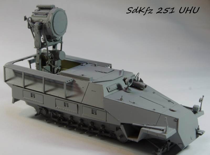 """SdKfz 251/20 Ausf.D """"UHU"""" - AFV CLUB - 1/35 Imgp6526"""