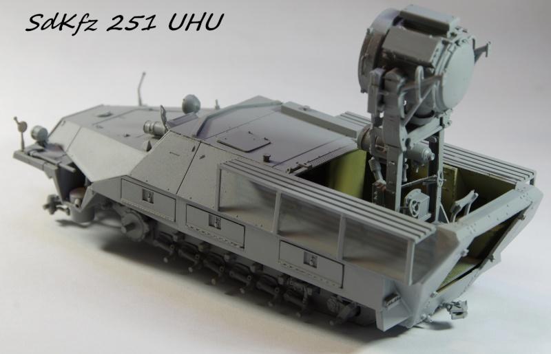 """SdKfz 251/20 Ausf.D """"UHU"""" - AFV CLUB - 1/35 Imgp6527"""