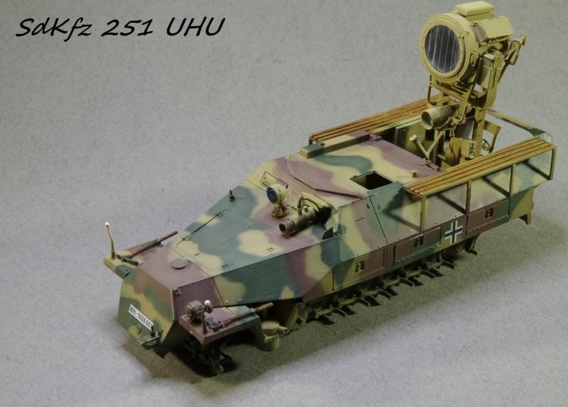 """SdKfz 251/20 Ausf.D """"UHU"""" - AFV CLUB - 1/35 Imgp6536"""