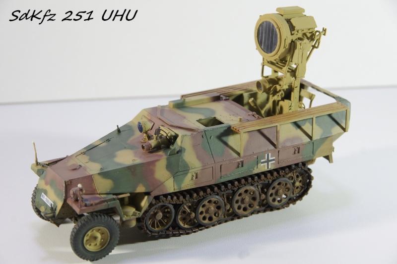 """SdKfz 251/20 Ausf.D """"UHU"""" - AFV CLUB - 1/35 Imgp6538"""