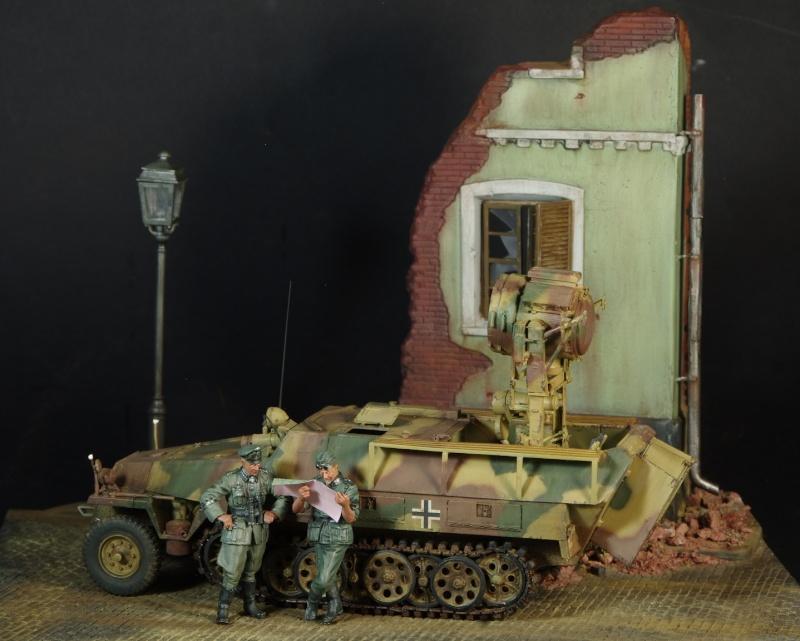 SdKfz 251 Uhu 1/35  Imgp6625