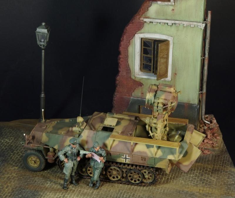 SdKfz 251 Uhu 1/35  Imgp6626