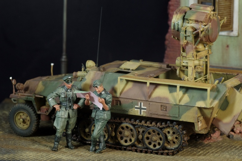 SdKfz 251 Uhu 1/35  Imgp6628