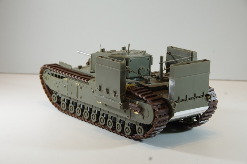 AFV Club Churchill MK III 1942 Dieppe 1/35 Imgp6637