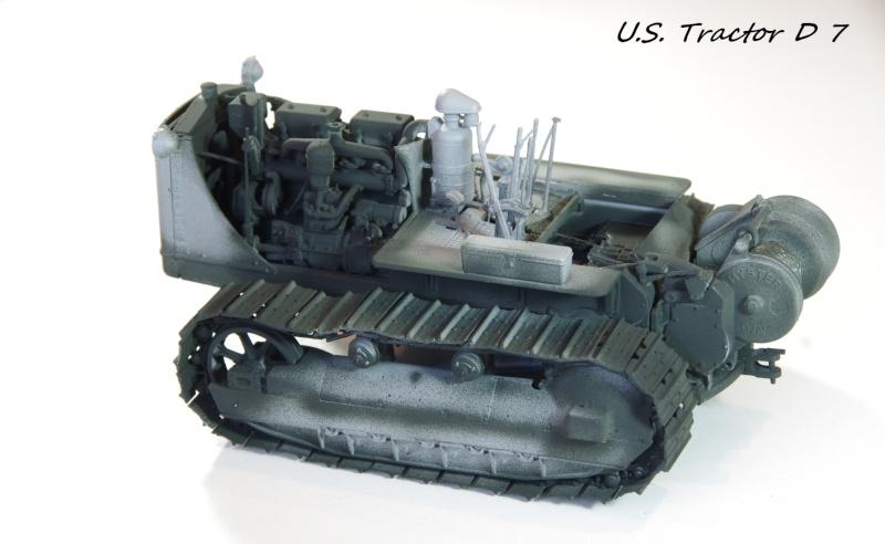 Miniart US tractor D7N 1/35 Imgp6642