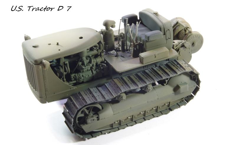 Miniart US tractor D7N 1/35 Imgp6643
