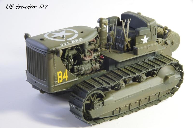 Miniart US tractor D7N 1/35 Imgp6646