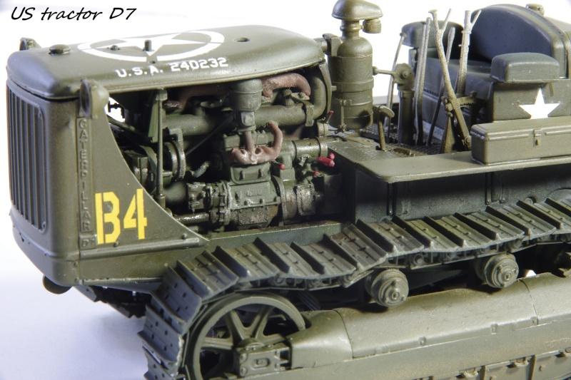 Miniart US tractor D7N 1/35 Imgp6648