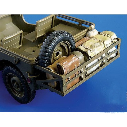 Jeep snow plow - Base Tamiya + conversion Minor Models et Plus Model - 1/35 Plus-m11