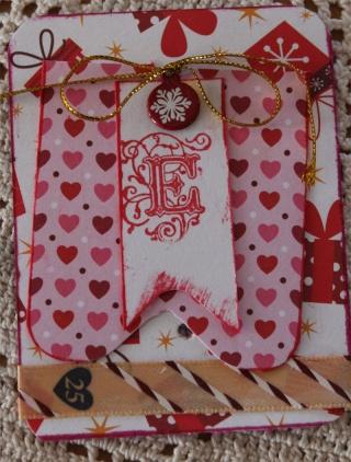"""3 décembre: tag """"cadeau d'assiette/étiquette cadeau/marque place""""  3_dyce10"""