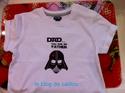 encore un tshirt custo bébé Dark Vador Tshirt10
