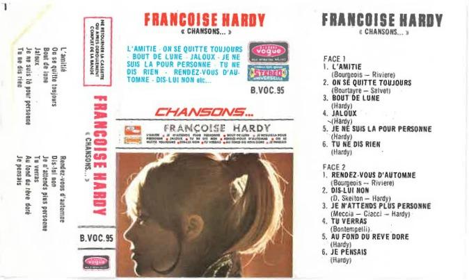 Les cassettes Vogue / Philips K7_cha10