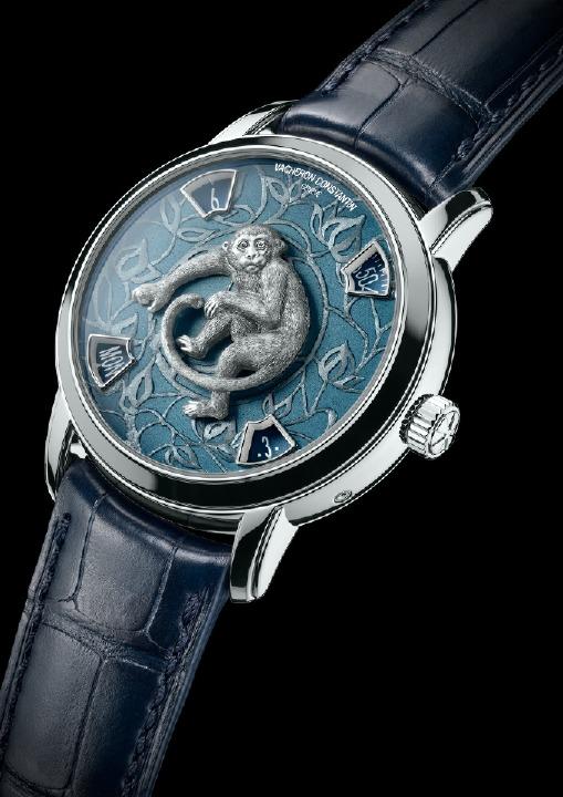 vacheron - [NEW] VACHERON CONSTANTIN : La Légende du zodiaque chinois, l'année du singe L_860710