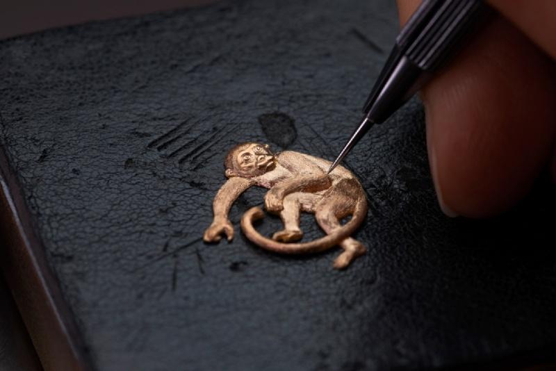 vacheron - [NEW] VACHERON CONSTANTIN : La Légende du zodiaque chinois, l'année du singe L_vauc11