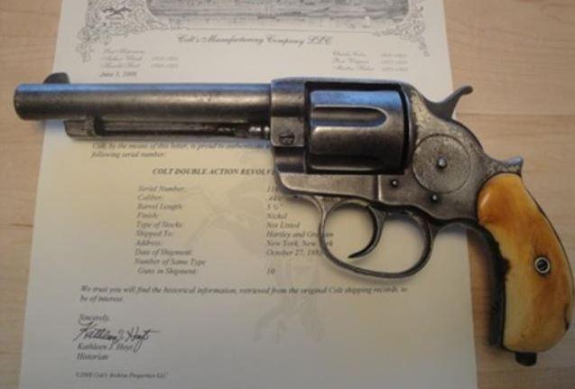 Colt 1878 DA 187810