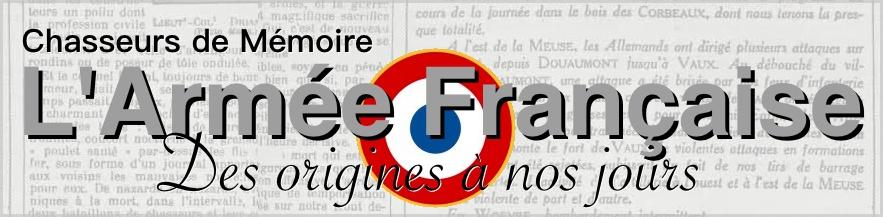 Militaria Français - Chasseurs de Mémoire -