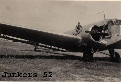 [La spécialité de...] Mécanicien aéronautique (Sujet unique) - Page 4 Junker10