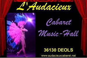 w22. L'AUDACIEUX - Cabaret Music-hall  Audaci10