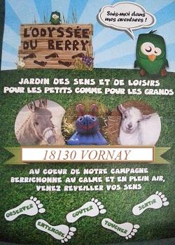 Agenda des sorties en Berry Vornay11