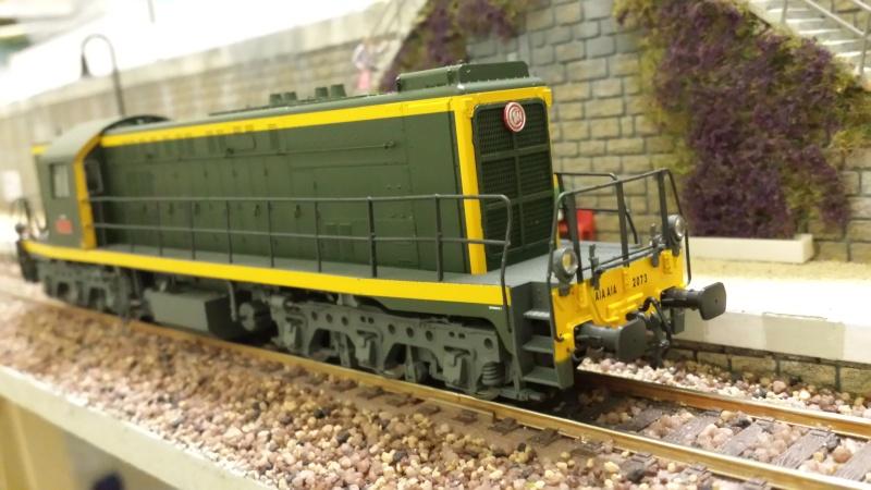 Mes locomotives diesel... Mabar 20151211