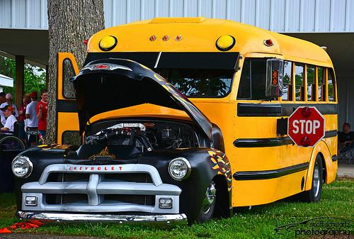 anniv' à schoolbus 17609010