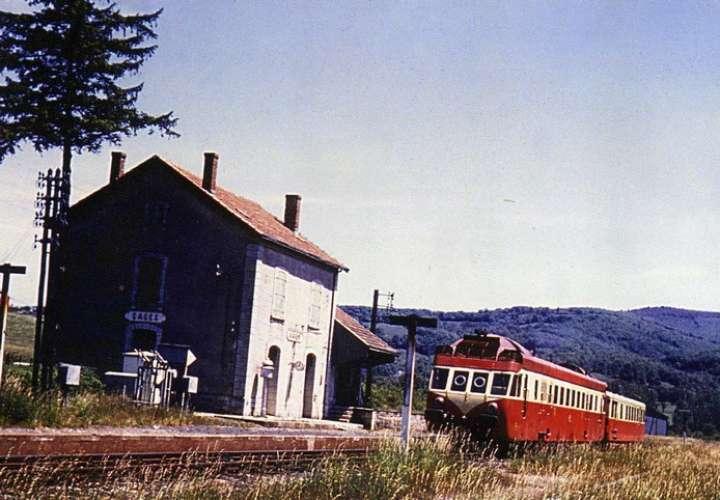 PK 613,2 : Gare de Gages (12) - 1972 Gages_10