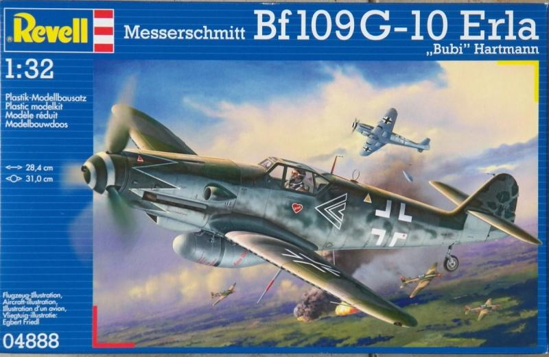 REVELL, Messerschmitt Bf 109 G-10 (Erla) Bf_10911