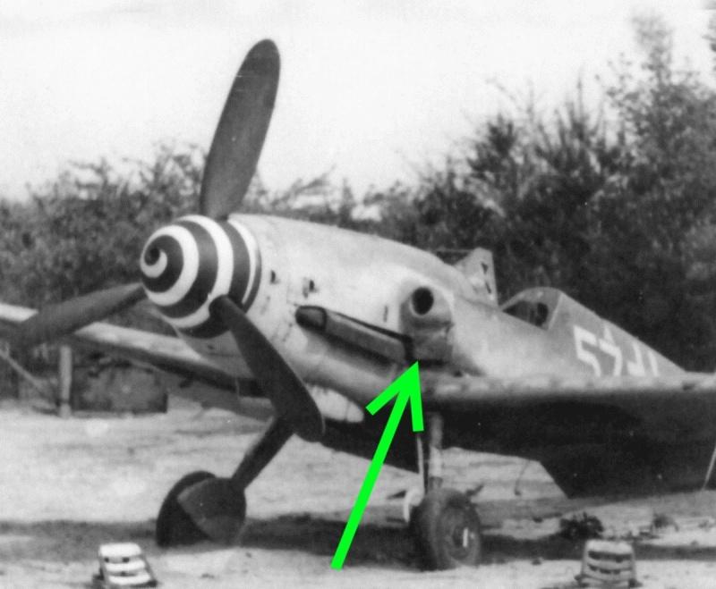REVELL, Messerschmitt Bf 109 G-10 (Erla) Bf_10912