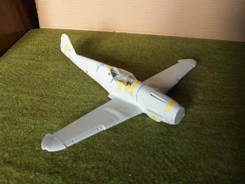 REVELL, Messerschmitt Bf 109 G-10 (Erla) Bf_10924