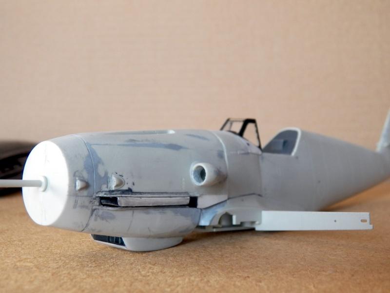 Messerschmitt Bf 109 G-10, production Erla Bf_10971