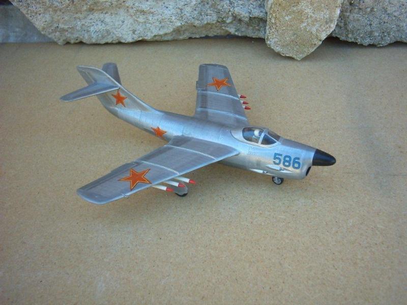 """[Lindberg] - """"Russian MiG 19"""" Mikoya10"""
