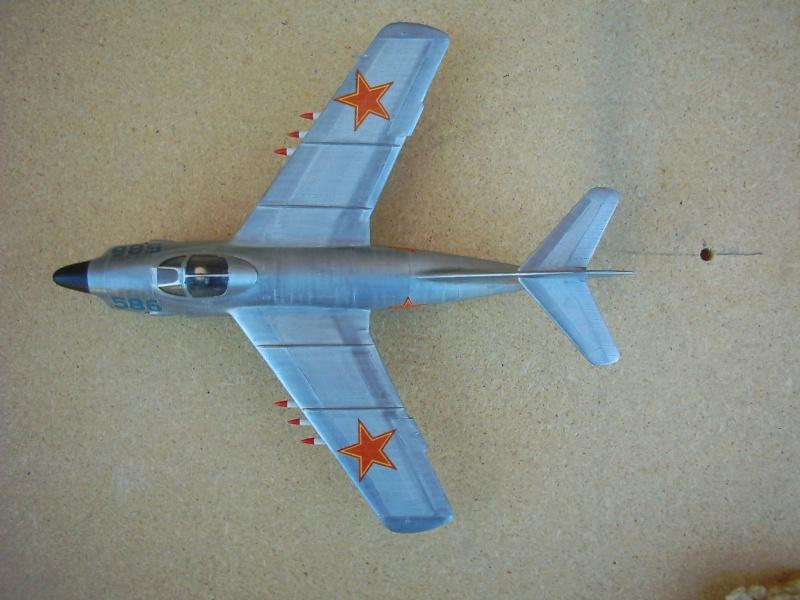 """[Lindberg] - """"Russian MiG 19"""" Mikoya12"""