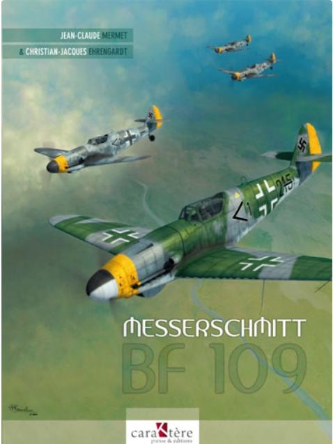 Messerschmitt Bf 109 G-10, production Erla Sans_t10