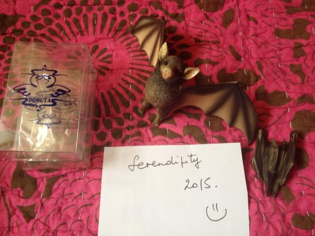 [vds]  Lunettes msd miniature chauve souris Domuya  Image57