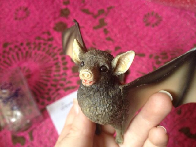 [vds]  Lunettes msd miniature chauve souris Domuya  Image58