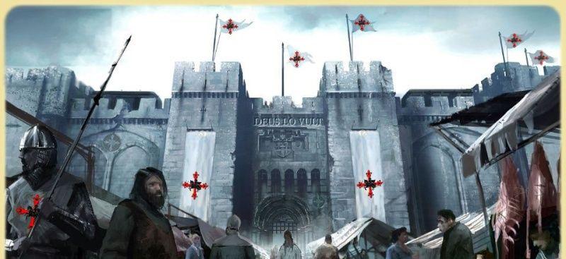 Citadelle du Rey: Ordre Équestre et Royal du Saint Sépulcre