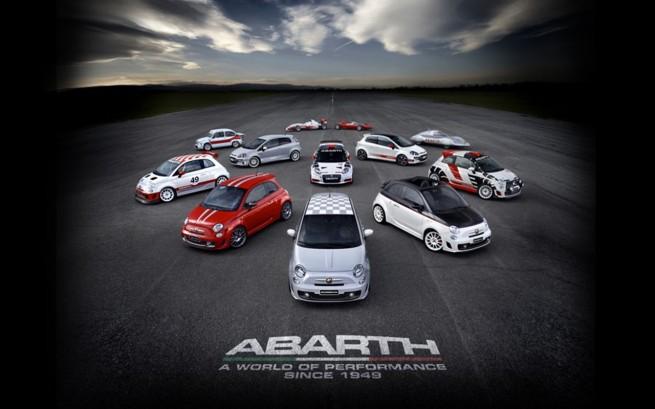 Des marques de A à Z : A Abarth10