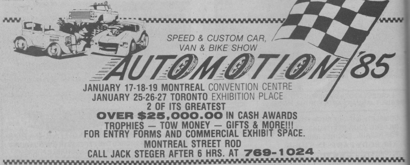 Vous souvenez vous de: Automo12
