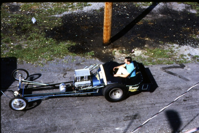 recherche photos de dragster des annees 60 George11
