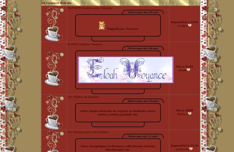 Astuce: Affichage des forums avec onglets Screen10