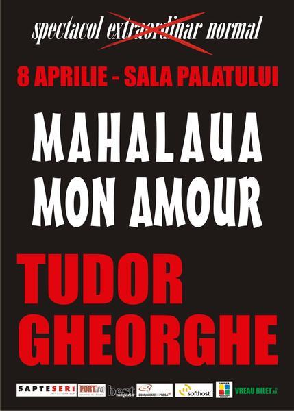 Où voir/entendre Tudor Gheorghe en 2008 ? en 2009 ? Mahaua10