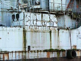 [Le cimetière des bateaux et du patrimoine de la Marine] Le cimetière de LANDEVENNEC - Page 5 20090110