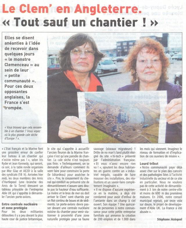 Démantèlement du Clemenceau et Colbert... - Page 5 Clem_a10