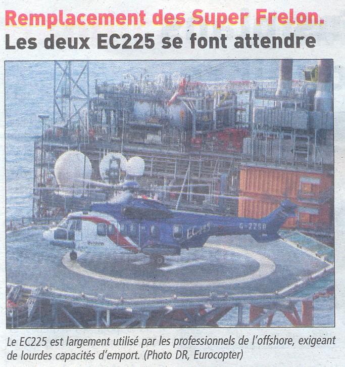 [Aéronavale divers] SUPER FRELON - Page 8 Ec225_10
